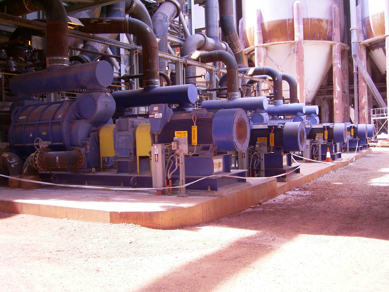 Alumina Processing Application Australia