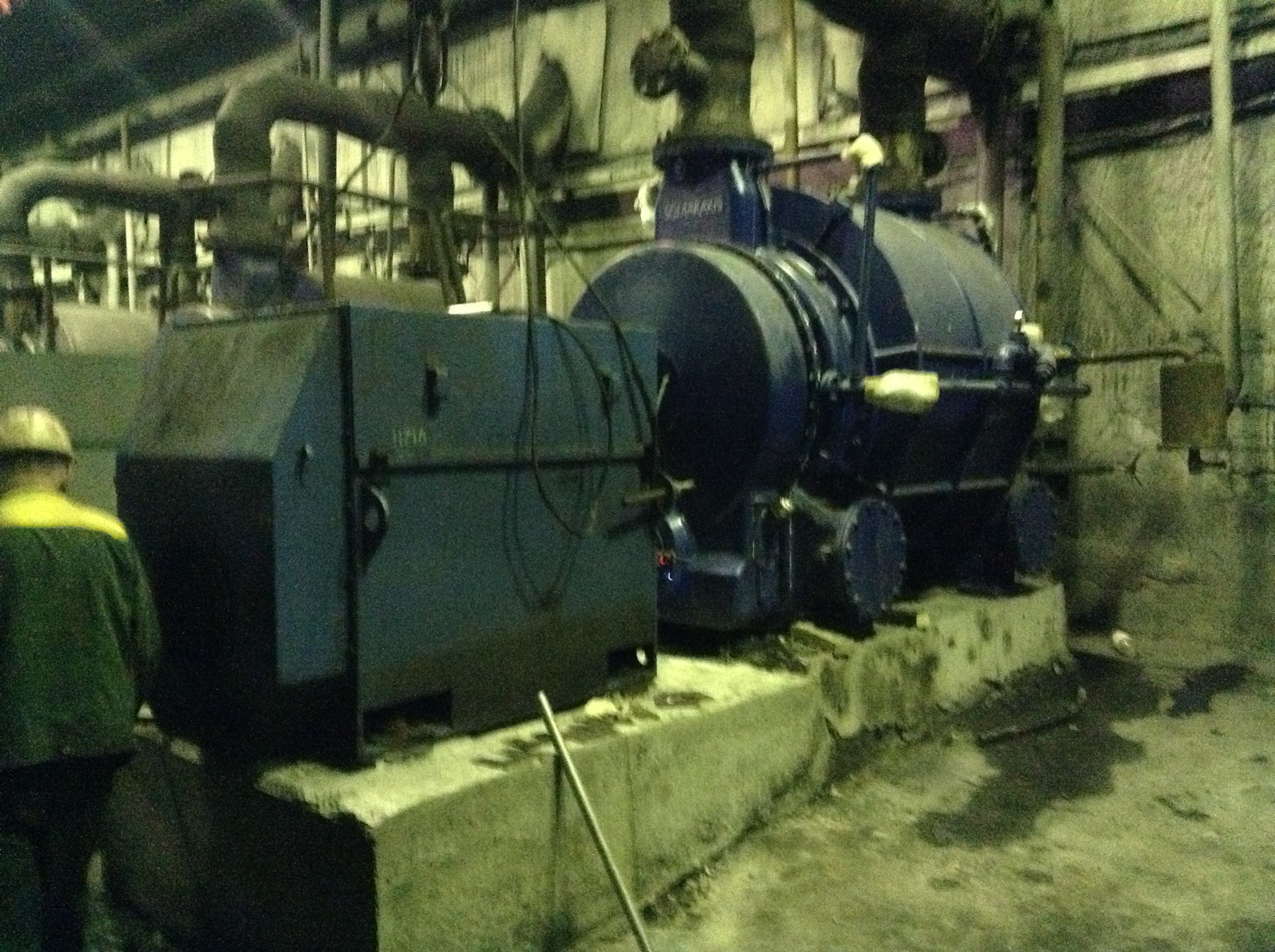 Mining Vacuum Pump in Ukraine
