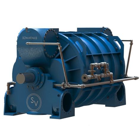 Somarakis Vacuum Pumps Compressors Liquid Ring