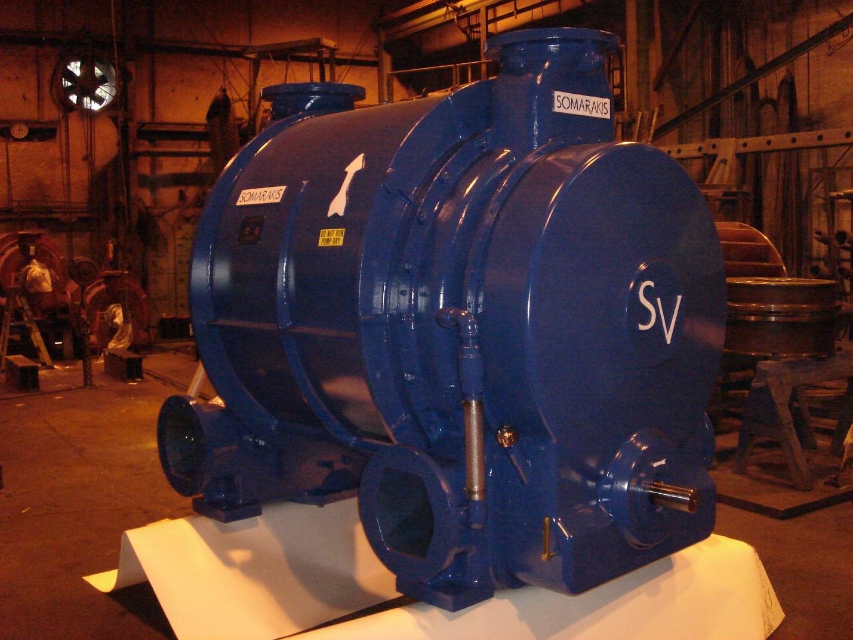 Somarakis Vaccum Pump